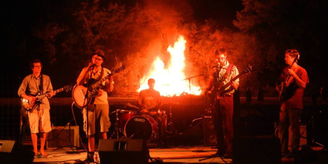 Cedar Valley Bonfire