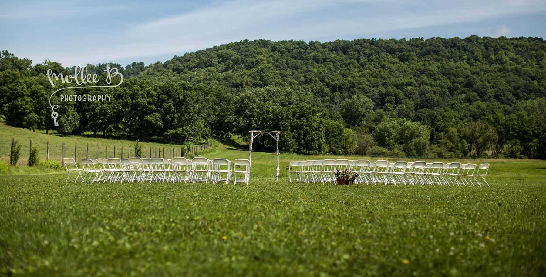 Outdoor Farm Weddings